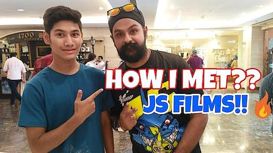 How I Met JS Films!! | ft. JS Films, Jatt Prabhjot, Beard Biker | Rinku Vlogs