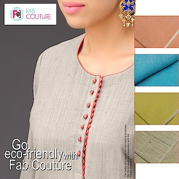 Go Eco friendly with FabCouture! Grab your fabric at : https://fabcouture.in/#FabCouture! #DesignerFabric at #AffordablePrices #DesignerDresses #Fabric #Fashion #DesignerWear #ModernWomen #DesiLook #Embroidered #WeddingFashion #EthnicAttire #WesternLook #affordablefashion #GreatDesignsStartwithGreatFabrics #LightnBrightColors #StandApartfromtheCrowd #EmbroideredFabrics