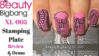 Beauty Bigbang XL-005 Nail Stamping Plate | Review & Demo | Designyournailsbyisha  🔅Item Code: ZHSP0326 🔅Direct link: https://www.beautybigbang.com/products/8pcs-summer-flower-unicorn-geometry-rectangle-nail-stamping-plate-manicure-tool . 🔸This plate is having variety of designs. 🔸This plate works well with both regular and stamping polish. 🔸High quality and etched very well. 🔸I highly recommended this plate & its affordable too. . 🔶 Get it now  🔶 use ISH10 for 10% discount  . Full Tutorial is up on my YouTube channel, link is in the bio👆 Go watch it, show some love 💖 and don't forget to hit the Subscribe button 😌 . #designyournailsbyisha #ishanailart #nailart #naildesign #nails #beautybigbang #productreview #nailproductreviewnaddemo #ZHSP0326 #beautybigbangxlstampingplate #BBBXL005 #stampingplatereview #beautybigbangxl005  #stampingguide #nailswag #scra2ch #nailpromote #uñas #opikissmeimbrazilian #pinkmani #lacenailart  #roposonails #roposoblogger #soroposo
