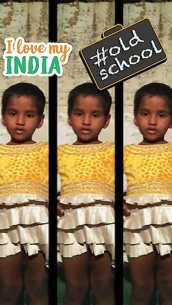 #ilovemyindia #oldschool