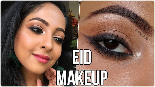 Subscribe to my YouTube channel 😊 #makeup #video #youtube #youtubechannel #videotutorial #bblogger #beautyblogger #puneblogger #makeupvideo #eid2018 #eidmakeup