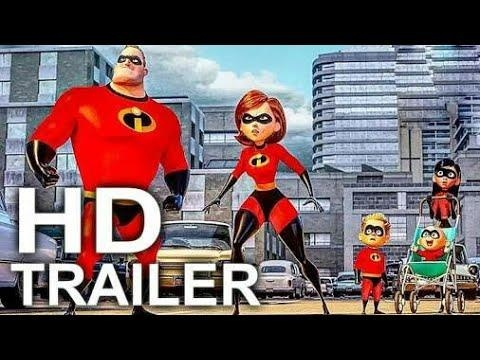 The #Incredibles 2 hindi trailer #inshot  #bo