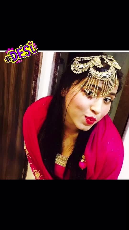 I love my self #love #indian #beauty #celebration #fashion #cuteness-overloaded #desi