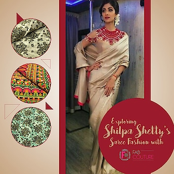 Exploring #ShilpaShetty fashion with FabCouture! Grab your fabric at : https://fabcouture.in/#FabCouture! #DesignerFabric at #AffordablePrices #DesignerDresses #Fabric #Fashion #DesignerWear #ModernWomen #DesiLook #Embroidered #WeddingFashion #EthnicAttire #WesternLook #affordablefashion #GreatDesignsStartwithGreatFabrics #LightnBrightColors #StandApartfromtheCrowd #EmbroideredFabrics