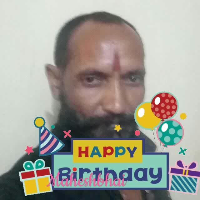 Happy birthday maheshbhai.. #happybirthday