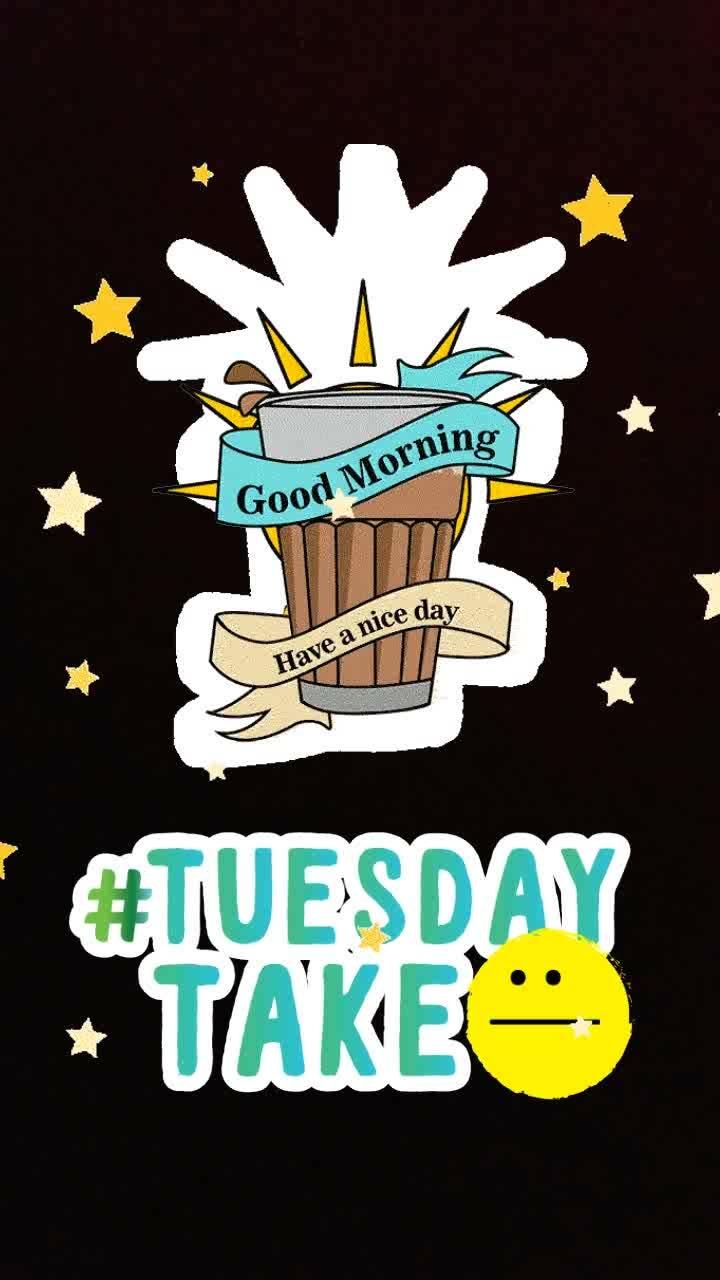 Good Morning.. #goodmorning #stars #tuesdaytake