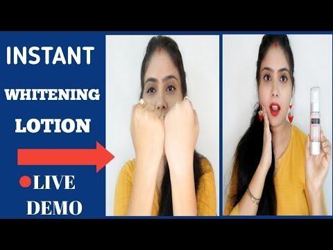 SKIN WHITENING TREATMENT 100% GLUTATHIONE LOTION/MY EXPERIENCE #umavlogs #skincare #lotion #skinutra