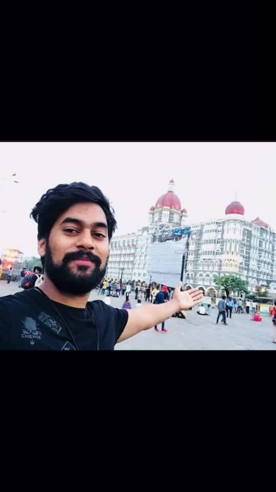 Favourite city #mumbai clicked by #iphone7 #dreamcity #tajhotel #gatewayofindia #sea #weather #srksbunglow #mannat
