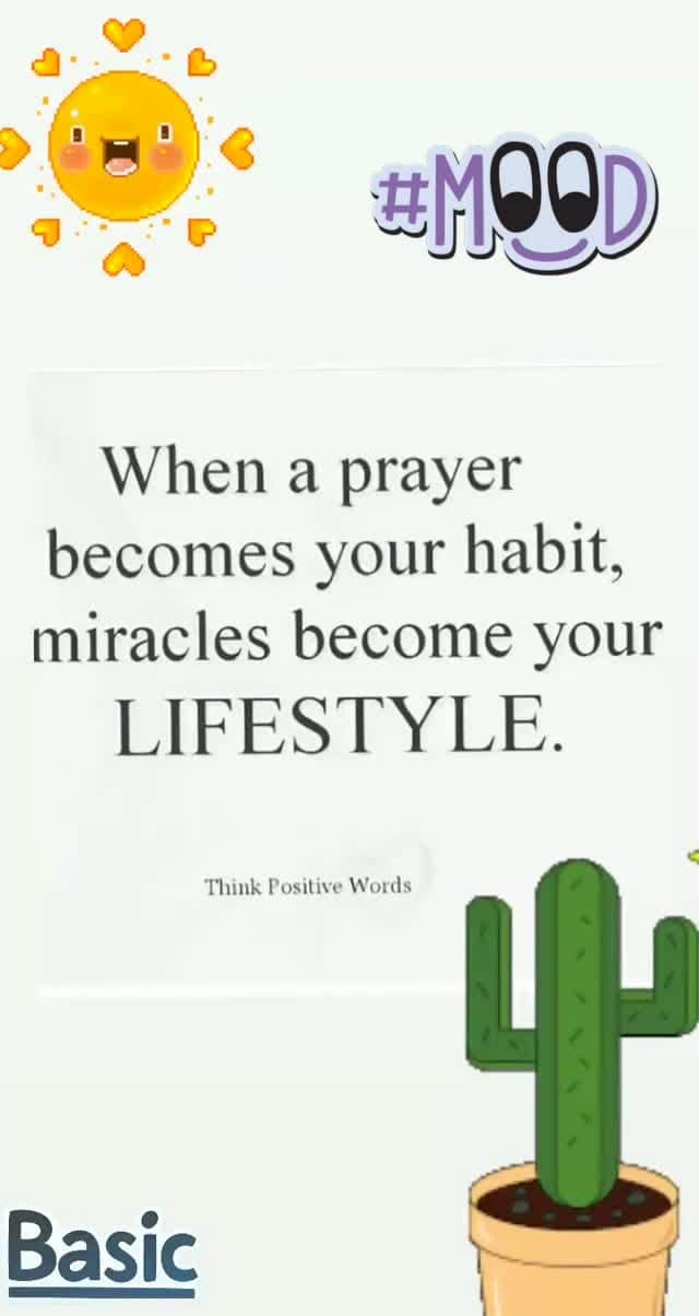 praying🙏#everyday🌞#healthy-habits#faithfullness 🌵#become# character#miracleshappeneveryday🌈🌏#happiness #forever😇💛💛💛💛💛 #mood😍