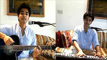 Recreating Lucky Ali's magic with Jaane Kya Dhoondta Hai #music #singer #sings #delhi #indian #guitarist #luckyali #brand #ibanez