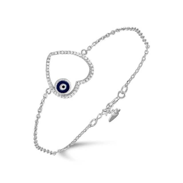 Save yourself from the evils eye with our evil eye bracelets and bangles.  Give it to your loved ones to protect them too.  Shop today at VelvetCase http://bit.ly/2M562vy  #velvetcase #theworldofvelvetcase #jewellery #jewelry #evileye #protection #blueyes #believes #tradition #culture #atyourdoorstep #trendy #motherswish #satisfaction #bracelets #bangles