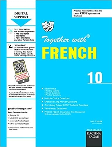 Together with CBSE Practice Material Sectionwise for Class 10 French for 2019 Examination Paperback – Jan 2018  happy #weekend #wedding #indianblogger #firstpost #blogger #menonroposo #captured #fun #roposo-style #roposolove #ropo-love #mood #nature #roposogal #jhakkas #beats #roposo #queen #photography #love #fashionblogger #soroposo #fashion #ropo-good #model #dude #bindaas #roposotalenthunt #merrychristmas #winter #loveyourself #dance   *Link https://www.amazon.in/dp/9387672549