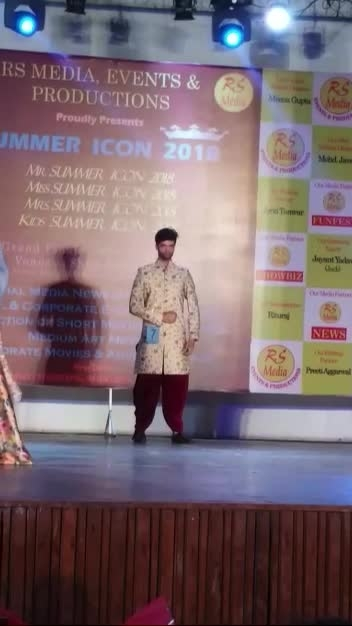 Mr SUMMER ICON 2018 (MODEL OF THE YEAR) #awesome #moments #unforgettable #model #mrsummericon #2018 #bestmodel #modeloftheyear #modellife #lovemodelling #happymoments #proud #feelings #instaclick #pictures #instapic #picoftheday #dresses #styleup #blogger #fashionable #like4like #followforfollow #followme