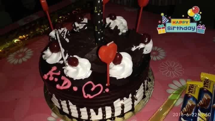 #my Birthday Cake #happybirthday
