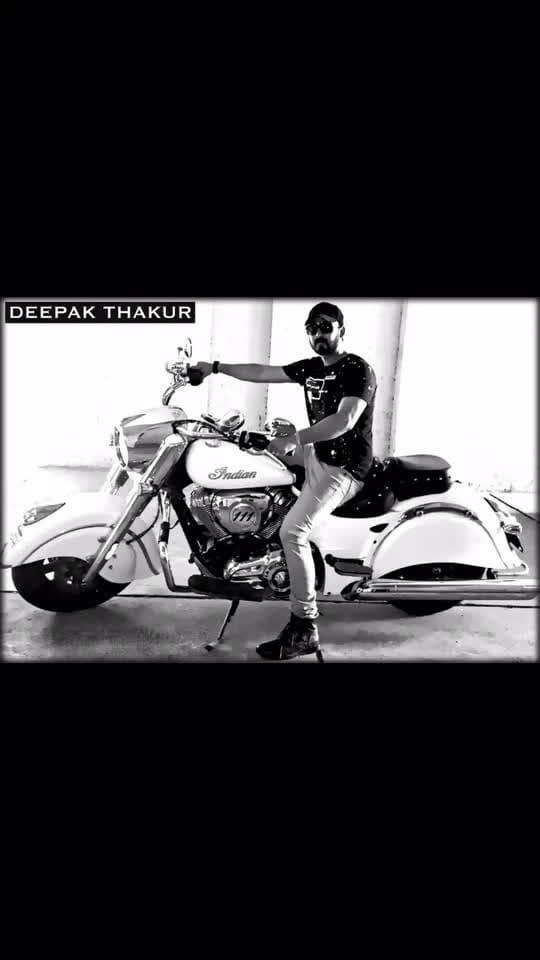 #roposo #ropo-love #dkvlogs #dkfotography #deepakthakurjabalpuriya26 #superbikes #indianbike