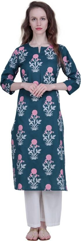 An amazing range of women Kurti in soft and solid colors that looks perfect for regular wear. With beautiful designs and patterns, these apparels are very stylish and comfortable too. Get rid of the 'regular' look this season wearing this kurti by The Kala Shop.  https://bit.ly/2KepI3L  #womenkurti #ladykurti #palazzo #palazzoset #womenkurta
