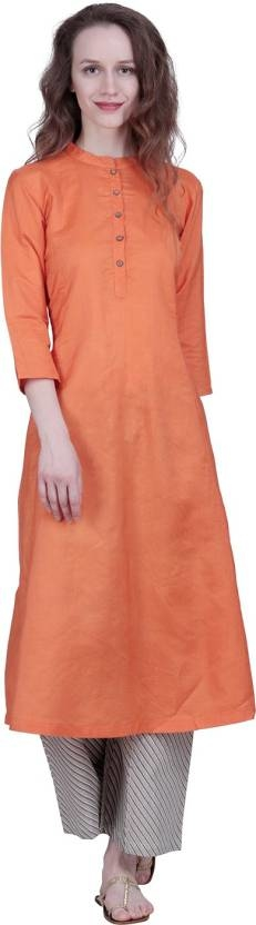 An amazing range of women Kurti in soft and solid colors that looks perfect for regular wear. With beautiful designs and patterns, these apparels are very stylish and comfortable too. Get rid of the 'regular' look this season wearing this kurti by The Kala Shop.  https://bit.ly/2tYJaGL  #womenkurti #ladykurti #palazzo #palazzoset #womenkurta