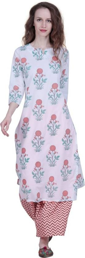 An amazing range of women Kurti in soft and solid colors that looks perfect for regular wear. With beautiful designs and patterns, these apparels are very stylish and comfortable too. Get rid of the 'regular' look this season wearing this kurti by The Kala Shop.  https://bit.ly/2IISGTW  #womenkurti #ladykurti #palazzo #palazzoset #womenkurta