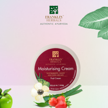 We brought together the power of #Moringa & #Babassu, the gentleness of Neem and Aloe Vera extracts that cradle your #skin!  Shop Now: https://bit.ly/2GTXyta  #FranklinHerbals #MoisturisingCream #summeressential #sunnydays #FruitCream #Bodylove #femina #Naturalcare #Neem #AloeVera #LemonPeel #VirginOlive #FaceCream #Nykaa