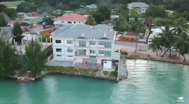 Seychelles my house