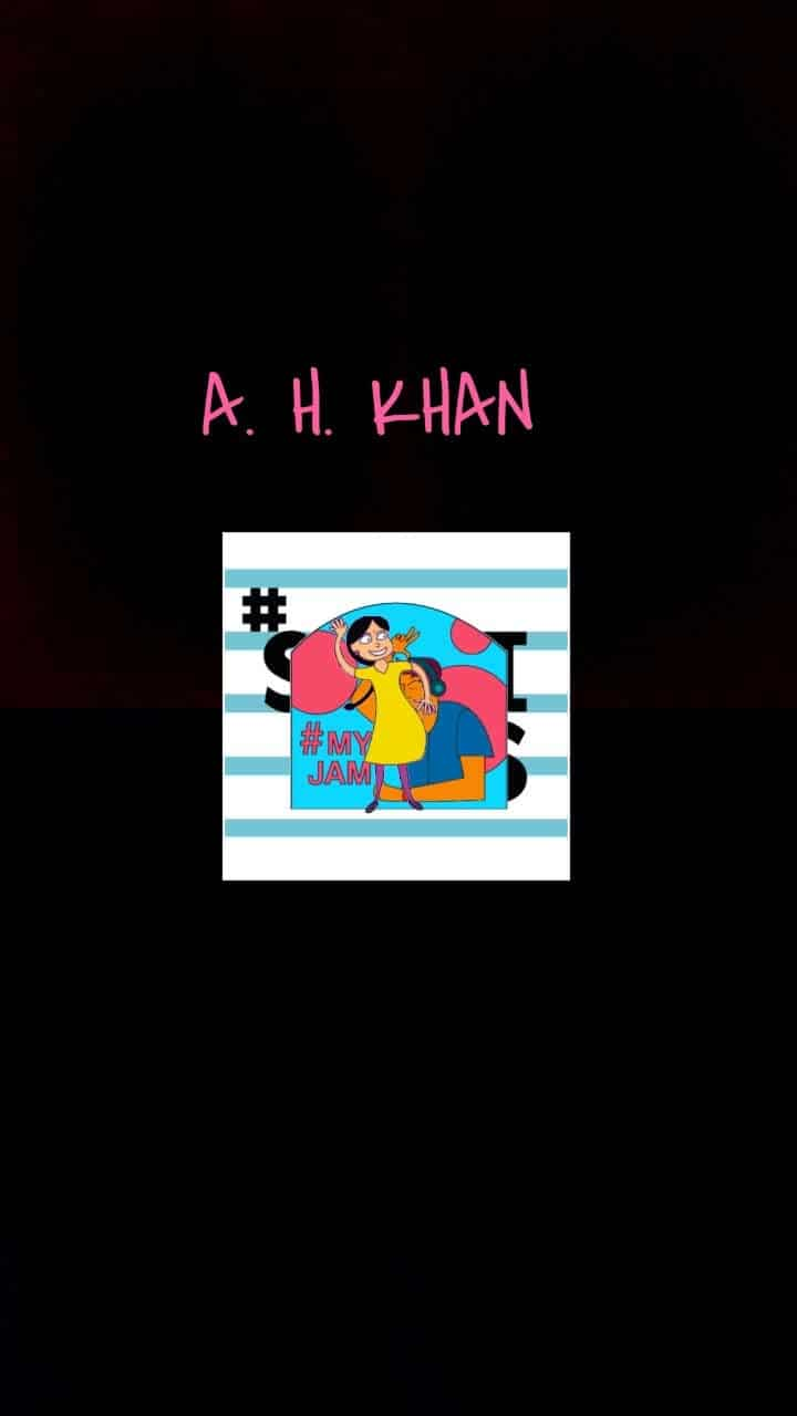 A. H. KHAN #myjam #londonthumakda #stripes