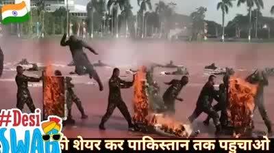Indian armi #desiswag