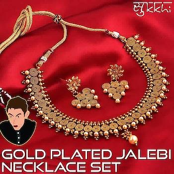 Drooling over these latest designs from sukkhi.com . . .  #accessories #jewelrydesign #jewellerylover #beautiful #bracelet #style #necklace #fancyjewelry #instajewelry #finejewelry #cute #jewelrygram #fashionjewelry #jewelryaddict #charm #ootd #instafashion  #vintage #fashionblogger #fashionista #streetstyle #stylish #lookbook #like4like #follow4follow #sukkhijewelery #sukkhijewellery #amirkhan