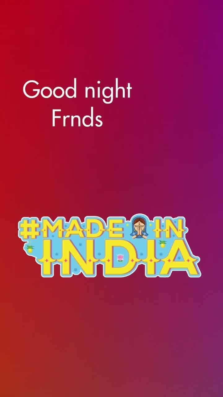 #madeinindia