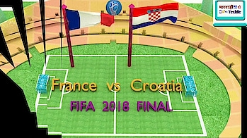 FIFA FINAL | France vs Croatia | FIFA2018 Watch complete on https://youtu.be/-2aXr6Vboc4 . Follow me for more updates #techy  #tech  #fifa  #followme  #surat  #surat #whatsapps  #fifa #likeforfollows  #likeforlike   #followmeforfollowback  #likeforfollow  #like4follow  #internet   #followers    #3d  #indiagram  #fifaworldcup  #instalike  #arsenal  #social   #socialmedia   ##marketing  #barcelonacity  #realmadrid  #fifa2018  #france  #creative #fifaworldcup2018