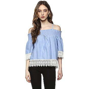 Beat The Heat .....🤔🤔  with this #Western #Top for women from the house of D'amor These Dresses are perfect for #summer #vacation as well as you can wear it on daily basis. For purchase just click on the respective Link given below. https://bit.ly/2INXD1P