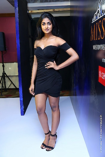 Dimple Hayathi at Miss Diva 2018 Auditions https://www.southindianactress.co.in/models/dimple-hayathi/  #dimplehayathi #southindianmodel #southindiangirl #hyderabadgirl #model #indianmodel #blackdress #offshoulder #offshoulderdress #cleavage #indiangirl #missdiva #missdiva2018