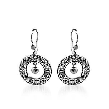 Long silver earrings online are light weighed and provide charm for all women!! Shop here @ https://www.rajsi.in/products/earrings.html #silverearrings  #silverearringsonline