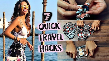 7 PACKING TIPS & TRAVEL HACKS + Pack With Me For a Vacation | Holiday To Europe 2018- Knot Me Pretty #roposolook #roposolove #soroposolove #soroposo #diy #hair #hairdo #hairstyletips #hairstyleoftheday #haircolour #easytodo #easyhairstyle #quickhairstyles #updo #bun #knotmepretty #indianblogger #indianyoutuber #blogger