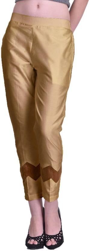 Hitashi Fashion Slim Fit Women Gold Trousers  happy #weekend #wedding #indianblogger #firstpost #blogger #menonroposo #captured #fun #roposo-style #roposolove #ropo-love #mood #nature #roposogal #jhakkas #beats #roposo #queen #photography #love #fashionblogger #soroposo #fashion #ropo-good #model #dude #bindaas #roposotalenthunt #merrychristmas #winter #loveyourself #dance   *Link https://www.flipkart.com/hitashi-fashion-slim-fit-women-gold-trousers/p/itmf67tk5bhqpccb?pid=TROF67QSGWMHRMHQ