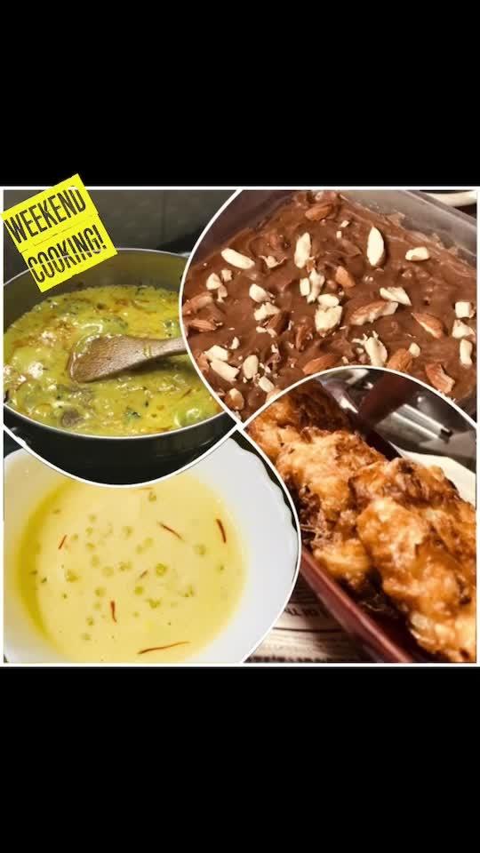 #kadhi chawal #sabudane ki #kheer  #hash browns #chocolate banana pie