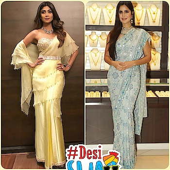 💜 STYLE ON MY MIND 💜 visit blog which saree drape is closer to your heart ,pre sitched drape worn as a gown or a  traditional drape?pl visit www.styleonmymind.com .  #sareelover #saree-in-new #designer-saree #wedding-saree #stylish saree #celebritystylist #celebritylook #celebrityethnicwear #fashiondaily #woman-fashion #fashion-diva #glamourworld #glamourouslooks #glamour #glamourandstyle #trendingnow #trend-alert #be-in-trend #ethnic-wear  #roposo-makeupandfashiondiaries #wedding-roposo #roposofashionbloggernetwork #shilpashettykundra #katrinakaif #ropo-beauty #mood #desiswag