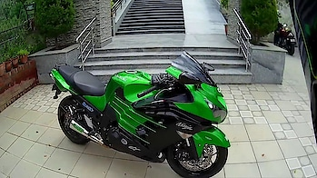 Kawasaki Ninja Zx14R Hayabusa StreetTripleRS Ride to Mussoorie