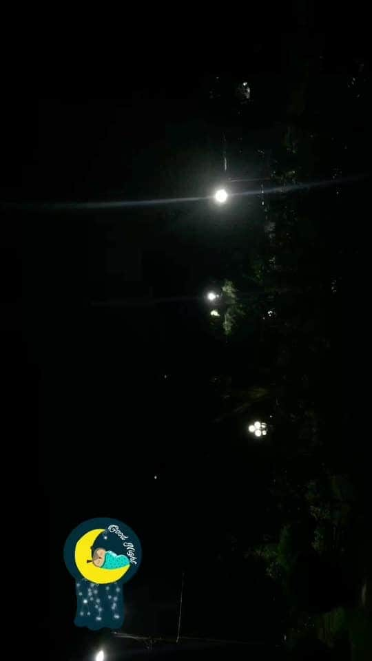 #goodnightpost #goodnightworld #goodnightfriends #naturephotography #nightclick #nightvideo #goodnight