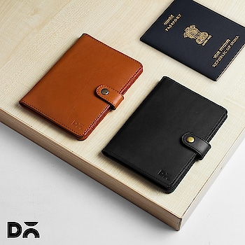 Fly high, Fly organised, Fly in Style!  Leather passport wallets will keep intact the three.   #passportready #passportcover #passportwallet #travelaccessories #travelorganizer #leatherwallet #leatherfashion #tan #organiser #essentials #simple #classic #easytravel #fly #safe #unisex #fashion