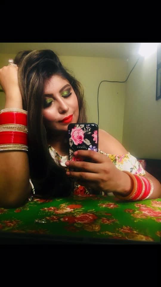 Cocktail 🍸 #makeupandbeautyblogger #fashionblogger #maccosmeticsindia #mac #soroposofashion #soroposo #hudabeauty #hudabeautyliquidmatte #milani2in1foundation #makeuprevolutionindia