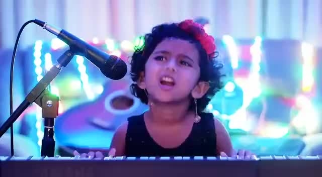 nice Singing ..sute girl..  #cuteness-overloaded #super #awesome #cutieee #likeit #talenthuntroposovotes #talenthunt