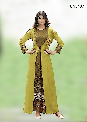 Exclusive Partywear Long Kurtis Collection...💗😍💗 Price:- 1650/- To Order Whats-app us (+91) 8097909000 * * www.nallucollection.com * * #kurtis #kurti #onlineshop #onlinekurtis #kurtisonline #dress #longkurtis #jacketkurtis #highlowkurtis #indowestern #ethnicwear #gowns #fashion #handloomkurtis #ethnic #womenwear #style #love #socialenvy #design #styles #outfit #online-shopping