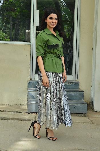 Samantha Akkineni at Chi La Sow Press Meet https://www.southindianactress.co.in/tamil-actress/samantha-ruth-prabhu/samantha-akkineni-chi-la-sow/  #samantha #samantharuthprabhu #samanthaakkineni #southindianactress #tollywood #tollywoodactress #teluguactress #indianactress #indiangirl #indianmodel #indianbeauty #beauty #beautifulgirl #smile #beautifulsmile #indianactress #actress #southindiangirl