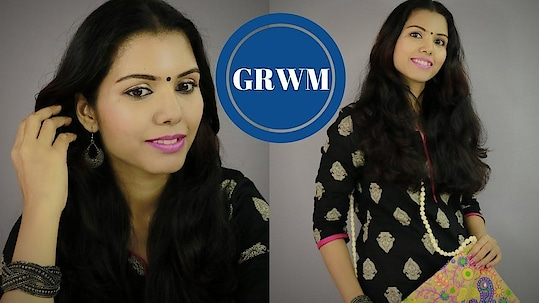GRWM: Indian House-warming (Grah Pravesh) Dinner Party   omnistyles