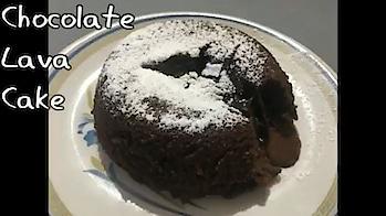 Eggless Lava Cake Making Video#Choco Lava Cake#Chocolate Lava Cake#Indian Food with Radhi Patel