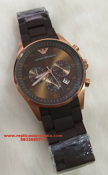 Emporio Armani AR 5891 Women's Watch Rs.3999/-  https://replicastoreindia.com/   Replica First Copy Watches   CASH ON DELIVERY ALL OVER INDIA   Contact Us - 9833686707 Email- Info@replicastoreindia.com   We Are Top Rated Replica First Copy Watches Dealer in India We Truly Believe In Quality We Sell Top Quality Swiss Made Replica First Copy Watches To Our Customers & Provide Best Customer Service  Free Shipping | Cash On Delivery | Easy Returns.    #mystylemantra #look #styleblogger #fashionista #instagram #photography #women-fashion #womensfashion #shopping #onlineshopping #wedding #summerfashion #youtuber #black #trendy #makeup #beautiful #mumbai #cool #summer-style #loveyourself #style #ootd #model #followme #summerstyle #indianblogger #ethnic #myfirststory #fashionblogger #look #ropo-good #dress #india #indianblogger #shopping #shoes #model #mystylemantra #newdp #trendy #ropo-love #summer-style #roposogal #myfirstpost #swag #summerfashion #soroposo #desi #loveyourself #onlineshopping #roposolove #love #aselfieaday #springsummer #fashiondiaries #fun #ootd #makeup #beauty #ootd #outfitoftheday #lookoftheday #TagsForLikes #fashion #fashiongram #style #love #beautiful #currentlywearing #lookbook #wiwt #whatiwore #whatiworetoday #ootdshare #outfit #clothes #wiw #mylook #fashionista #todayimwearing #instastyle #TagsForLikesApp #instafashion #outfitpost #fashionpost #todaysoutfit #fashiondiaries #mystylemantra #look #styleblogger #fashionista #instagram #photography #women-fashion #womensfashion #shopping #onlineshopping #wedding #summerfashion #youtuber #black #trendy #makeup #beautiful #mumbai #cool #summer-style #loveyourself #style #ootd #model #followme #summerstyle #indianblogger #ethnic #myfirststory #fashionblogger #look #ropo-good #dress #india #indianblogger #shopping #shoes #model #mystylemantra #newdp #trendy #ropo-love #summer-style #roposogal #myfirstpost #swag #summerfashion #soroposo #desi #loveyourself #onlineshopping #roposolove #love #aselfieaday #springsummer #fashiondiaries #fun #ootd #makeup #beauty #ootd #outfitoftheday #lookoftheday #TagsForLikes #fashion #fashiongram #style #love #beautiful #currentlywearing #lookbook #wiwt #whatiwore #whatiworetoday #ootdshare #outfit #clothes #wiw #mylook #fashionista #todayimwearing #instastyle #TagsForLikesApp #instafashion #outfitpost #fashionpost #todaysoutfit #fashiondiaries #be-fashionable #happy #beauty #friends #good #new #quotes #amazing #haha #ropo-beauty #ropo-style #models #indian  #mylifemychoice #gujrat #viral #maiapanidavuritehoon #cool #sad #loveness #fresh #lol #friends #creativespace