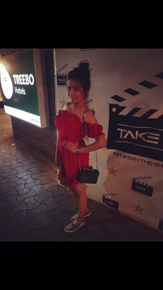 #red-hot #reddress #lifestyle #blogger best out fir evening parties😘😘😘❤️❤️❤️❤️