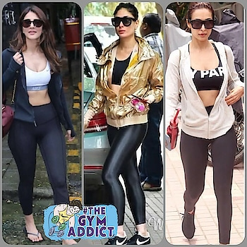 💜 STYLE ON MY MIND 💜 ATHLEISURE GLAMOUR, giving major fitness goals. pl visit www.styleonmymind.com   #gymlife #gymwear #gymlovers #casual-clothing #sneakers #fashiontips #woman-fashion #woman-fashion #be-fashionable #glamourworld #glamour #glamourandstyle #trend-alert #be-in-trend #trendy #ropo-styles #styleperfect #summer-style #women-style #roposo-makeupandfashiondiaries #roposo-style #roposofashionbloggernetwork #vanikapoor #kareenakapoorkhan #malaikaarora #thegymaddict