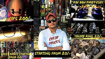LUCKNOW STREET SHOP | BRANDED CAPS IN CHEAP PRICE | BRANDED SUNGLASSES RAYBAN , DIOR | FIRST COPY . . #lucknowcheapmarket #brandedcaps #sunglasses #lucknowmarket #palikamarket #lucknowkapalika #lucknowyoutuber #delhiyoutuber #indianyoutuber