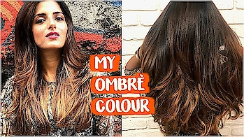 All About My Current OMBRÈ Hair Colour & Hair Treatment For Soft, Healthy, Shiny Hair #roposolook #roposolove #soroposolove #soroposo #diy #hair #hairdo #hairstyletips #hairstyleoftheday #haircolour #easytodo #easyhairstyle #quickhairstyles #updo #bun #knotmepretty #indianblogger #indianyoutuber #blogger